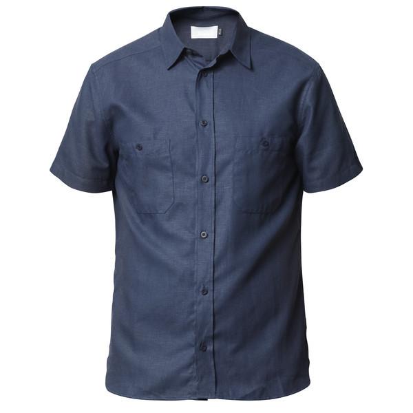 Tierra KAIPARO HEMP SHORT SLEEVE SHIRT M Männer - Outdoor Hemd