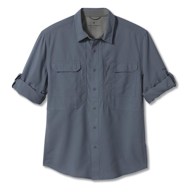 Royal Robbins EXPEDITION CHILL LONG SLEEVE Männer - Outdoor Hemd