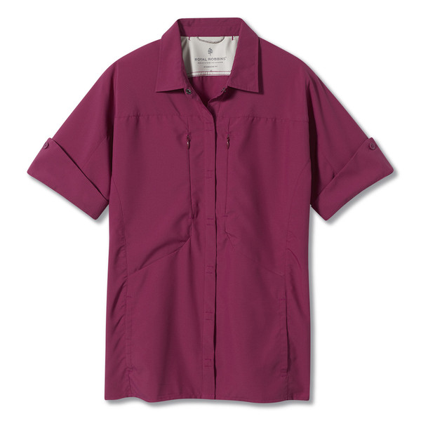 Royal Robbins EXPEDITION S/S Frauen - Outdoor Bluse
