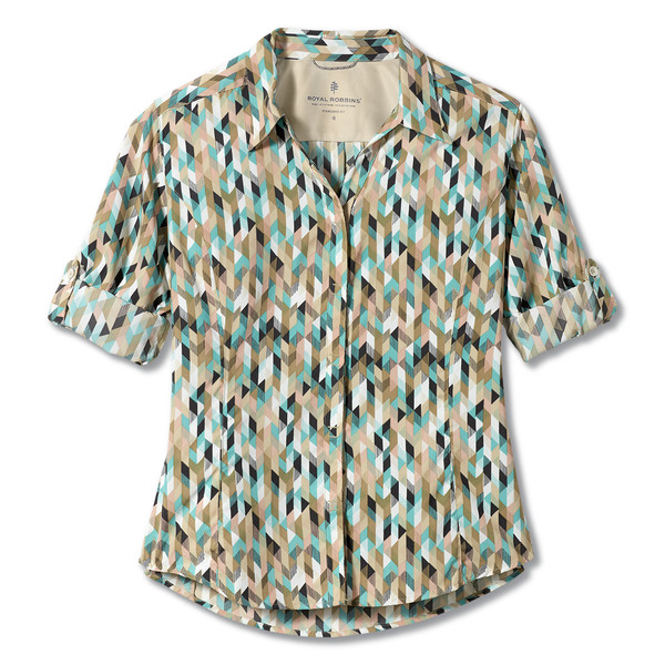 Royal Robbins BUG BARRIER™ EXPEDITION L/S Frauen - Outdoor Bluse