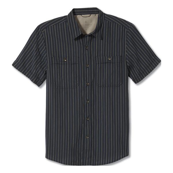 Royal Robbins VISTA DRY S/S Männer - Outdoor Hemd