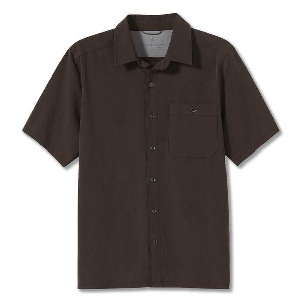 Royal Robbins ROCKWOOD S/S Männer - Outdoor Hemd