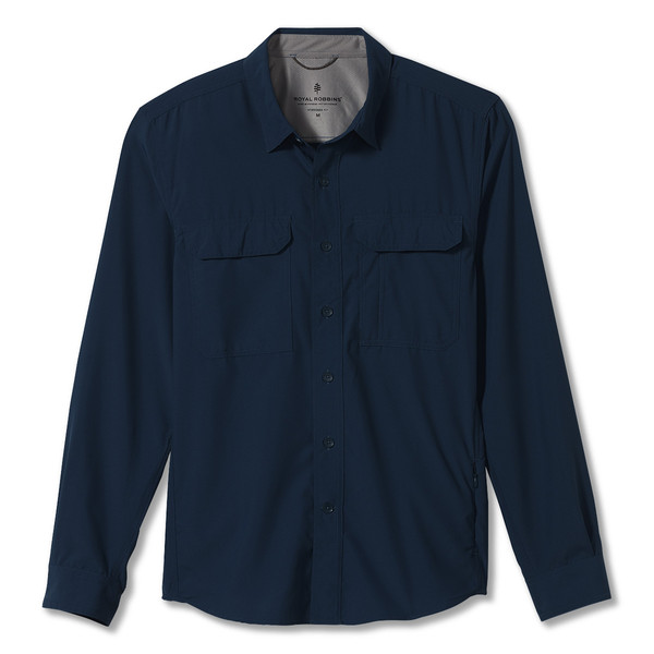 Royal Robbins GLOBAL EXPEDITION L/S Männer - Outdoor Hemd