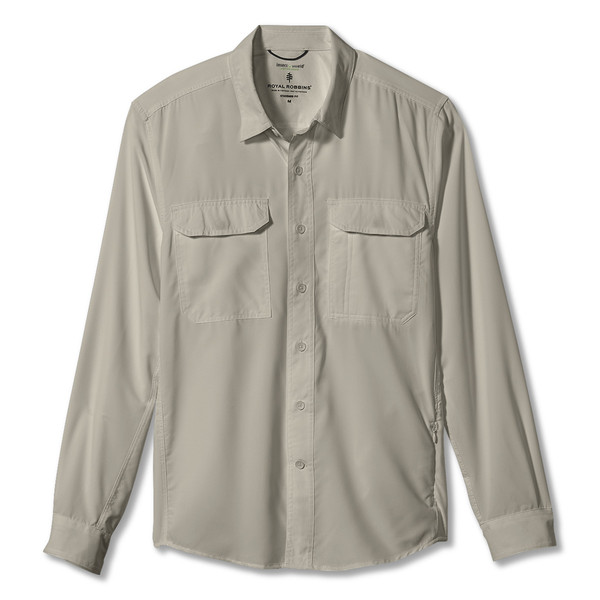 Royal Robbins BUG BARRIER™ GLOBAL EXPEDITION L/S Männer - Outdoor Hemd