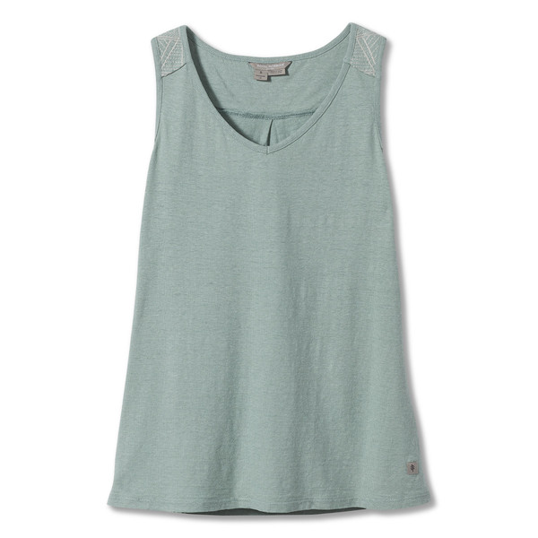 Royal Robbins FLYNN V-NECK TANK Frauen - Trägershirt