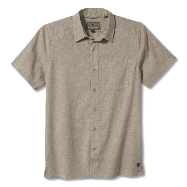 Royal Robbins HEMPLINE S/S Männer - Outdoor Hemd