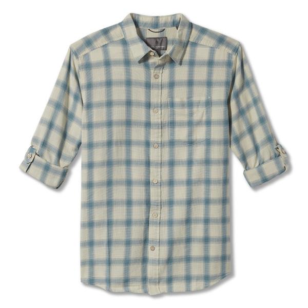 Royal Robbins COOL MESH ECO L/S Männer - Outdoor Hemd