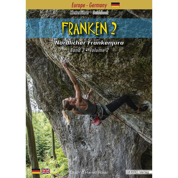 FRANKEN 2 NÖRDLICHER FRANKENJURA - Kletterführer