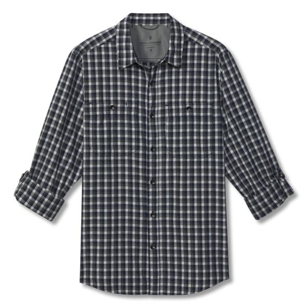 Royal Robbins BUG BARRIER VISTA DRY PLAID L/S Männer - Outdoor Hemd