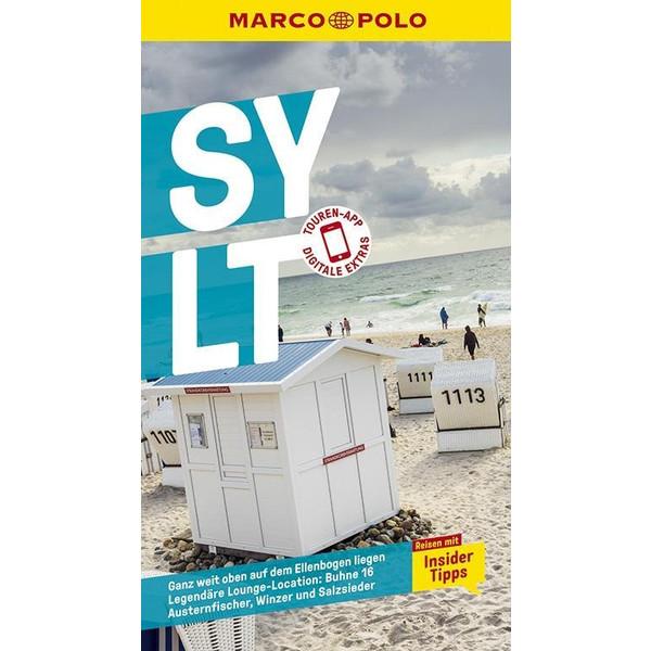 MARCO POLO REISEFÜHRER SYLT - Reiseführer
