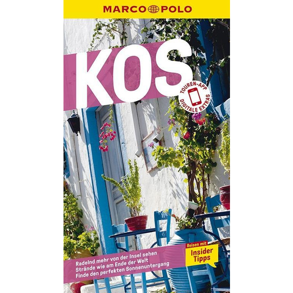 MARCO POLO REISEFÜHRER KOS - Reiseführer