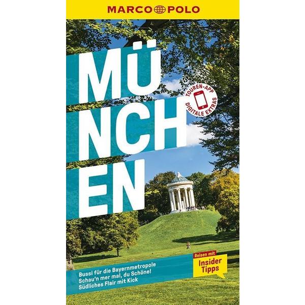 MARCO POLO REISEFÜHRER MÜNCHEN - Reiseführer