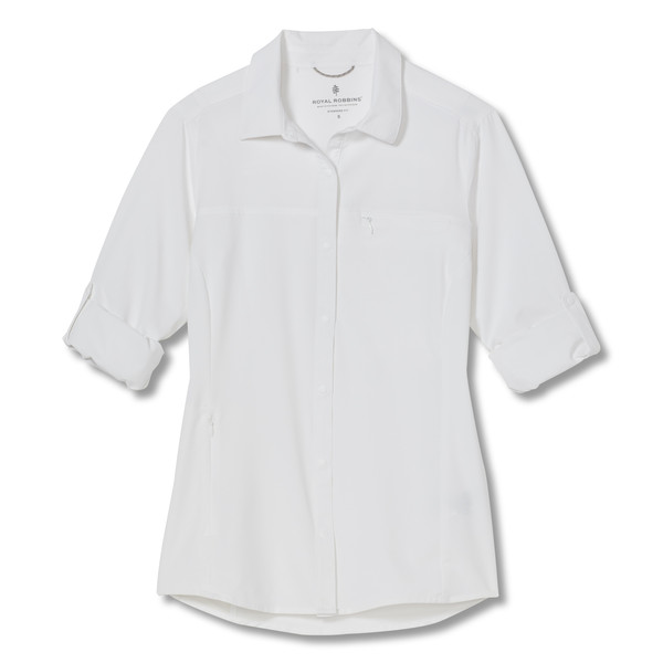 Royal Robbins BUG BARRIER EXPEDITION PRO L/S Frauen - Outdoor Bluse