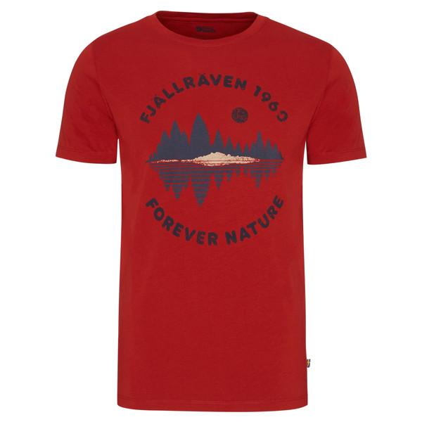 Fjällräven FOREST MIRROR T-SHIRT M Männer - T-Shirt