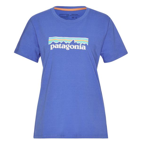 Patagonia W' S PASTEL P-6 LOGO ORGANIC CREW T-SHIRT Frauen - T-Shirt