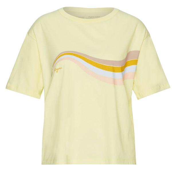 Patagonia W' S PSYCHEDELIC SLIDER ORGANIC EASY CUT TEE Frauen - T-Shirt