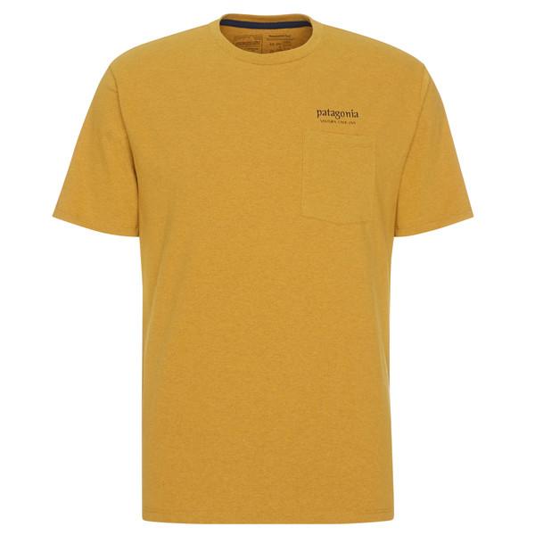 Patagonia M' S GRANITE MAGIC POCKET RESPONSIBILI-TEE Männer - T-Shirt