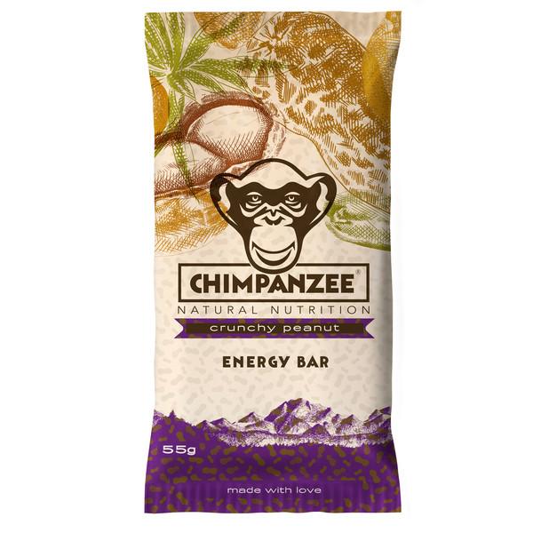Chimpanzee ENERGY BAR CRUNCHY PEANUT - Müsliriegel