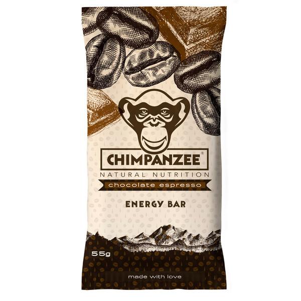 Chimpanzee ENERGY BAR CHOCOLATE ESPRESSO - Müsliriegel