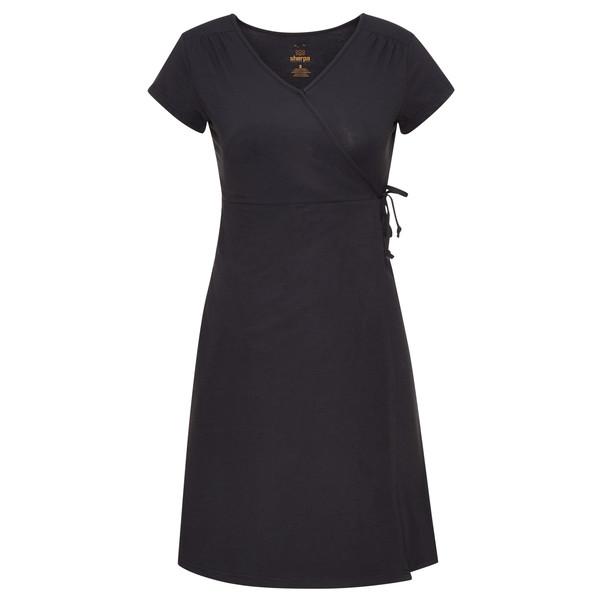 Sherpa PADMA WRAP DRESS Frauen - Kleid