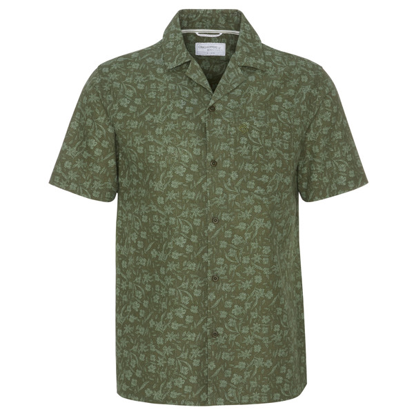 Craghoppers PASPORT SS SHIRT Männer - Outdoor Hemd