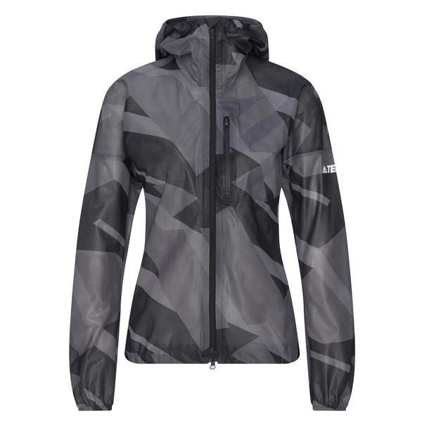 Adidas TERREX AGRAVIC TR GRAPHIC REGENJACKE Frauen - Regenjacke