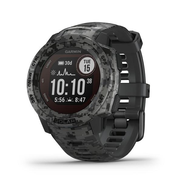 Garmin INSTINCT SOLAR CAMO 45 MM - Smartwatch