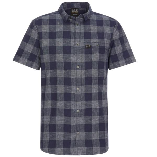 Jack Wolfskin HIGHLANDS SHIRT M Männer - Outdoor Hemd
