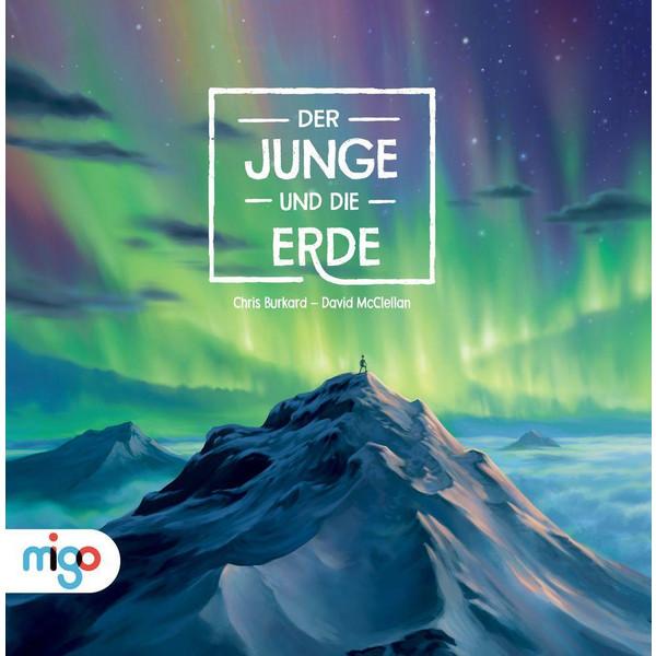 DER JUNGE UND DIE ERDE - Kinderbuch