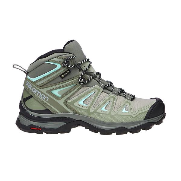 Salomon X ULTRA 3 MID GTX W Frauen - Hikingstiefel