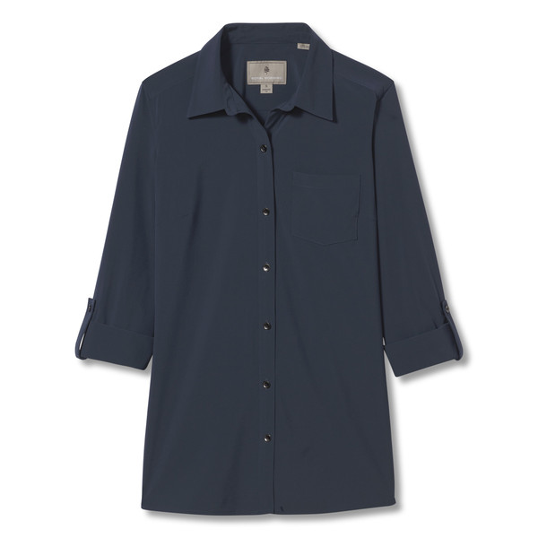 Royal Robbins SPOTLESS TRAVELER L/S Frauen - Outdoor Bluse