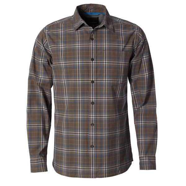 Royal Robbins TROUVAILLE PLAID L/S Männer - Outdoor Hemd