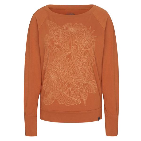 Prana ORGANIC GRAPHIC LONG SLEEVE Frauen - Langarmshirt