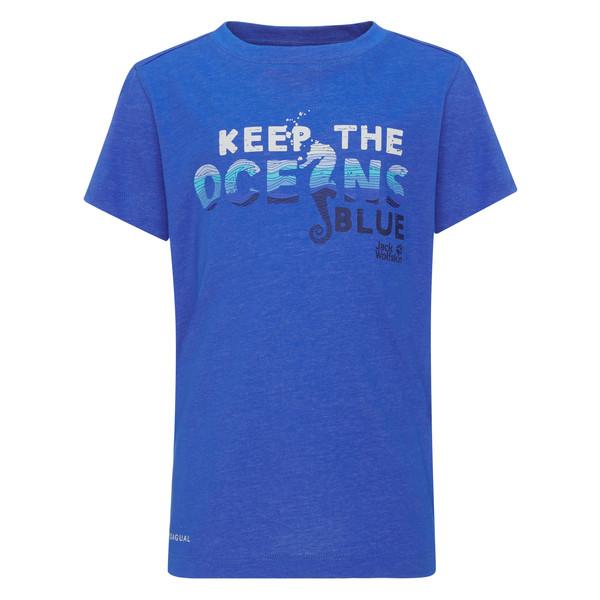 Jack Wolfskin OCEAN WAVE T KIDS Kinder - T-Shirt