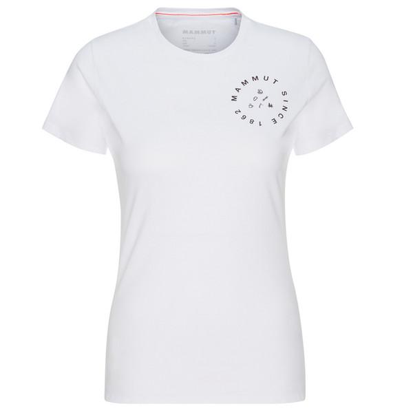 Mammut SEILE T-SHIRT WOMEN Frauen - T-Shirt