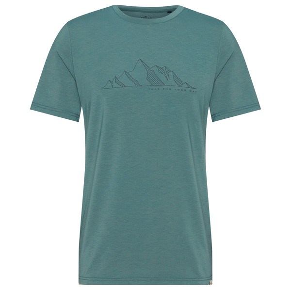 FRILUFTS BREA PRINTED T-SHIRT Männer - Funktionsshirt