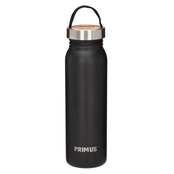 Primus KLUNKEN BOTTLE 0.7 L BLACK - Trinkflasche