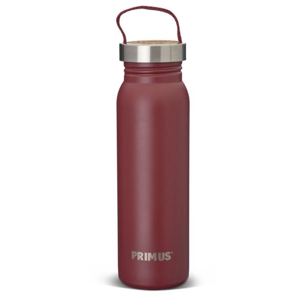 Primus KLUNKEN BOTTLE 0.7 L OX RED - Trinkflasche