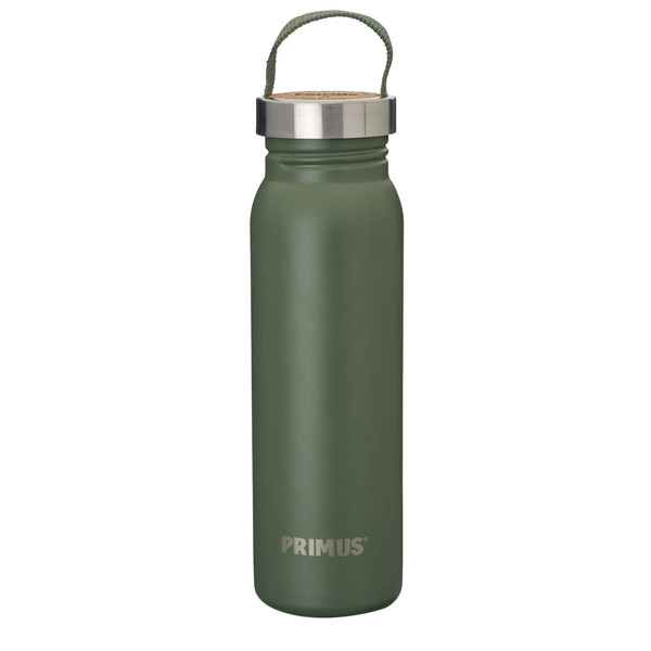 Primus KLUNKEN BOTTLE 0.7 L GREEN - Trinkflasche