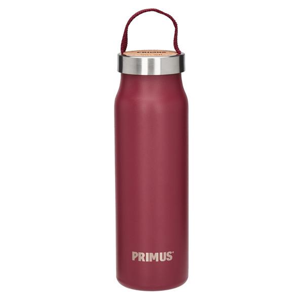 Primus KLUNKEN VACUUM BOTTLE 0.5 L OX RED - Trinkflasche