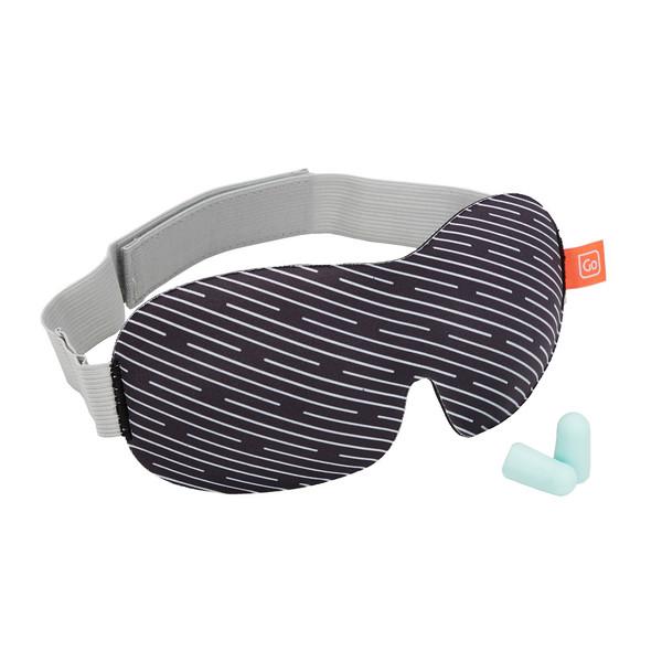 Design Go SHAPED EYE MASK - Schlafbrille