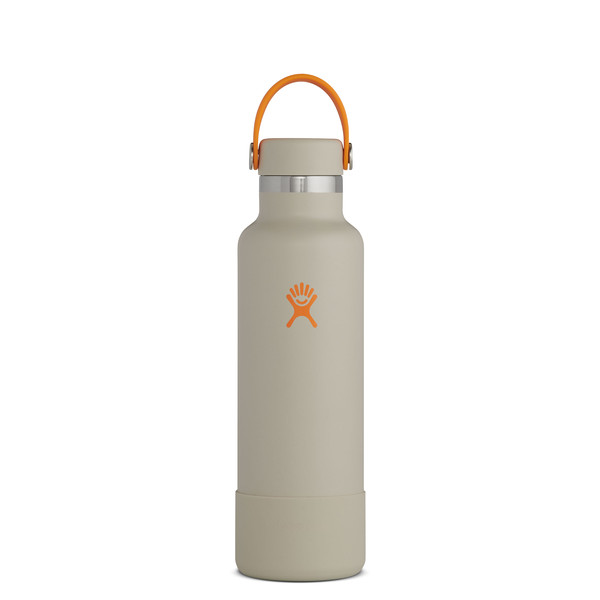 Hydro Flask 21 OZ STANDARD FLEX CAP AND BOOT SANDALWOOD - Trinkflasche