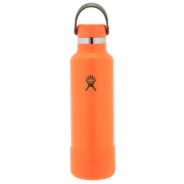 Hydro Flask 21 OZ STANDARD FLEX CAP AND BOOT CLEMENTINE - Trinkflasche