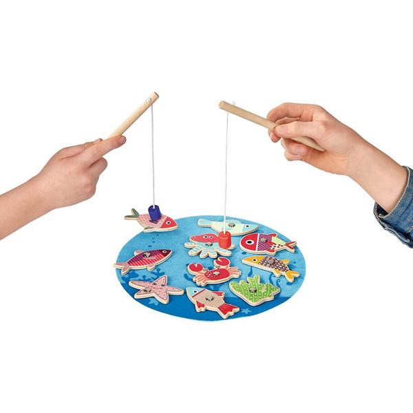 Moses Verlag LUSTIGES ANGELSPIEL Kinder - Spielzeug