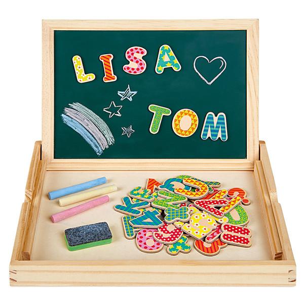 Moses Verlag MAGNETTAFEL 2-IN-1 Kinder - Spielzeug