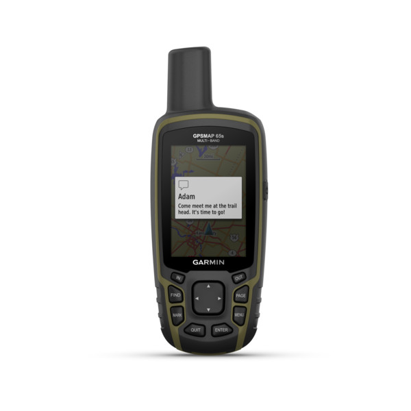 Garmin GPSMAP 65S - GPS-Gerät
