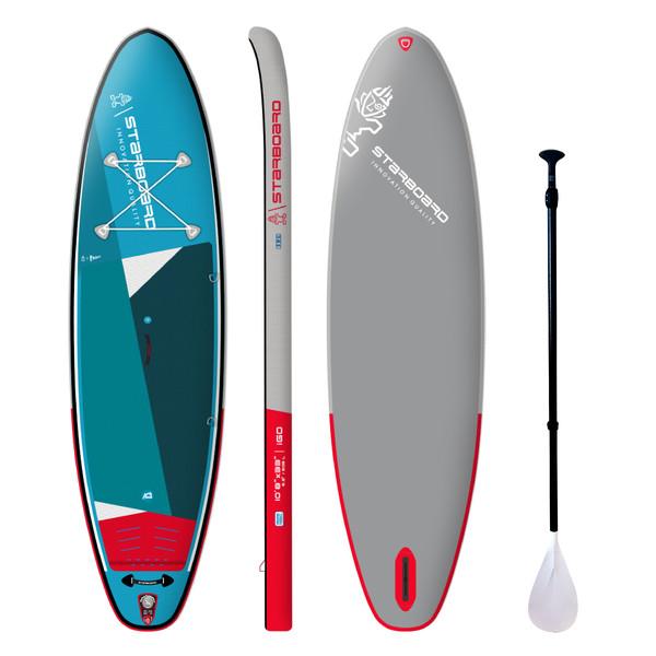 Starboard IGO ZEN SC SET - SUP Board