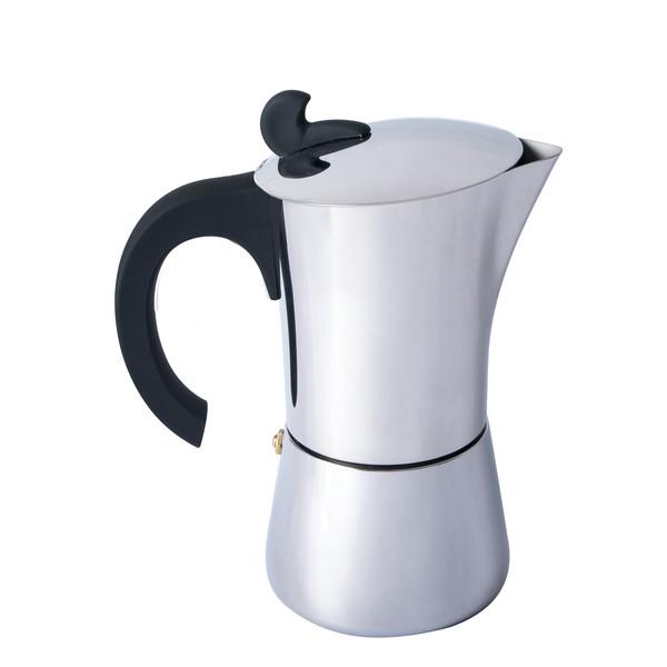 Basic Nature BASICNATURE ESPRESSO MAKER ' EDELSTAHL' - Kaffeepresse