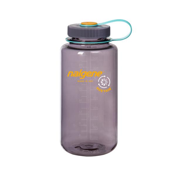 Nalgene 32OZ WIDE MOUTH SUSTAIN AUBERGINE - Trinkflasche