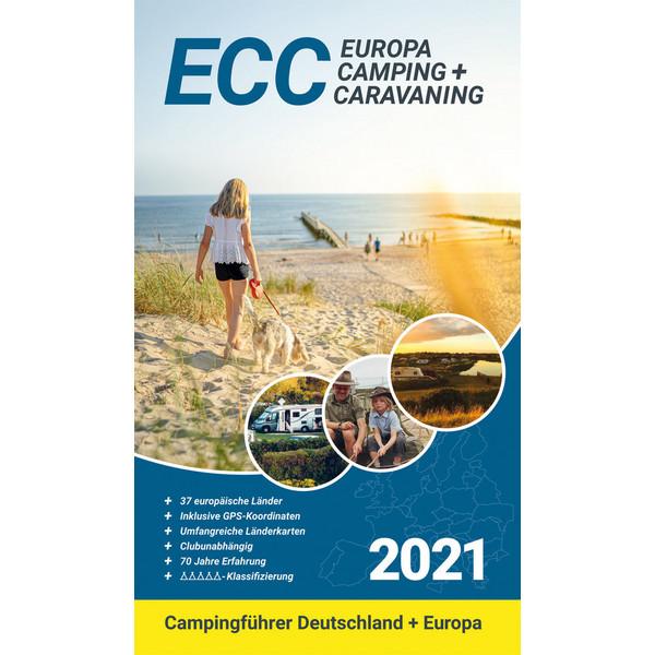 ECC - EUROPA CAMPING + CARAVANING - Stellplatzführer